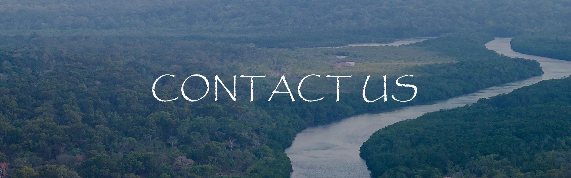 Contact Rainforest Relics